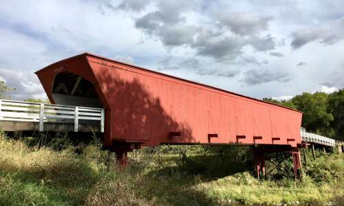 Day Away: Visiting the bridges of Madison County and beyond