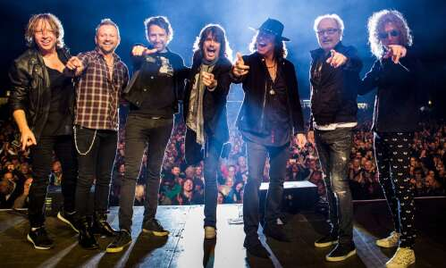 Foreigner bringing hits to Cedar Rapids amphitheater