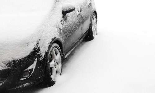 Do you leave your car running to warm up? Police…