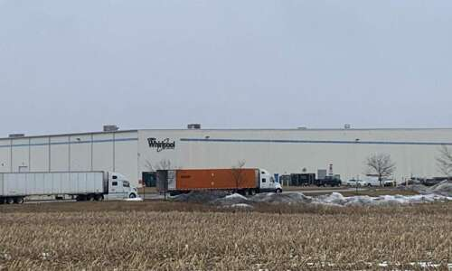 California entity buys Whirlpool warehouse in North Liberty for $28…