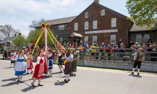 Maifest returns to Amana Colonies this weekend