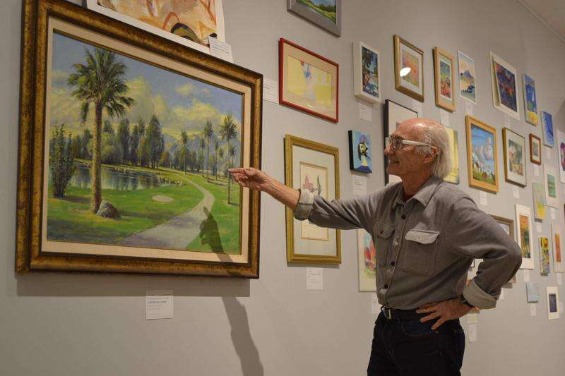 ICON Gallery holding biennial art auction