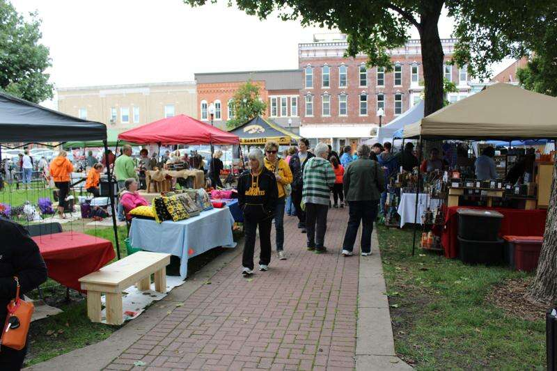 Mt. Pleasant Chamber and vendors look for way forward after show canceled
