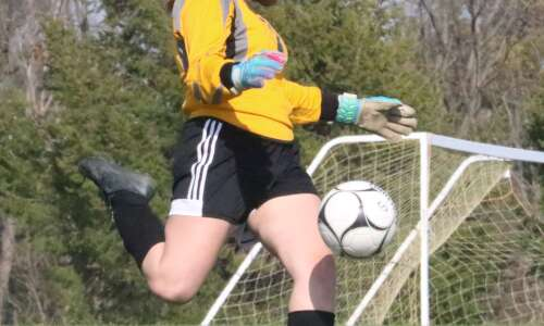 Mt. Pleasant girls soccer earns share of title