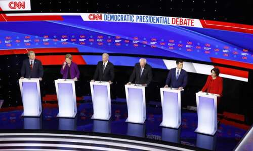 Countdown to caucuses: Democrats display differences in health care approaches