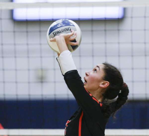 Iowa 2A, 1A regional volleyball finals: Springville, Belle Plaine battle for state berth