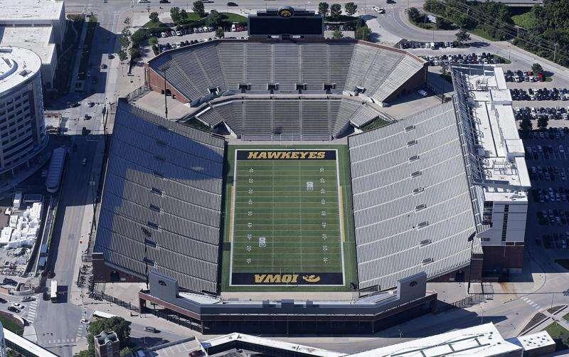 Bill requiring disaster preparedness study of Iowa, Iowa State stadiums fails to advance