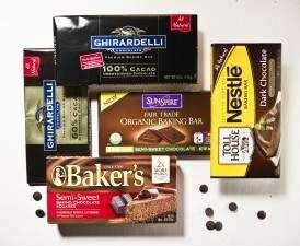 Decoding chocolate labels