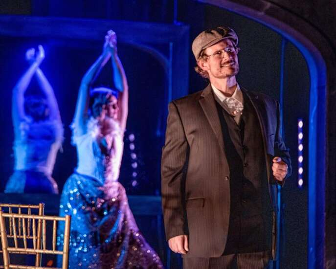 REVIEW: Theatre Cedar Rapids brings hypnotic horror story to Brucemore