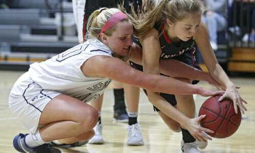 Cedar Rapids Xavier girls bounce back against Linn-Mar