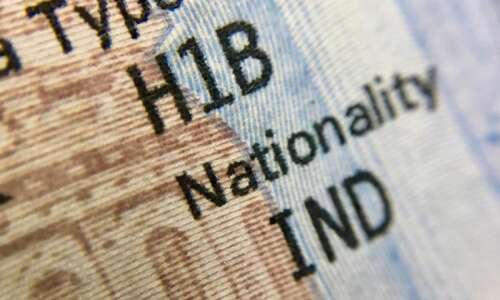 Suspension of new H-1B visas could leave Eastern Iowa businesses…
