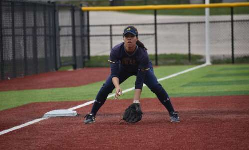 Hard work has paid off for Mount Mercy shortstop Payton…