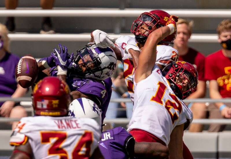 4-year starters Greg Eisworth, Anthony Johnson back to lead Iowa State secondary