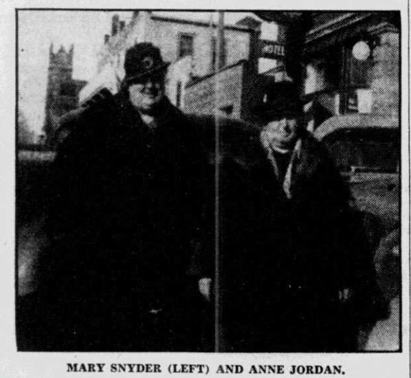 Time Machine: When this Marion woman lost her job in the Depression, she started her own cab company