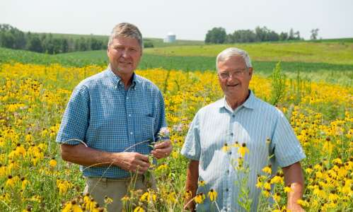 Cedar County duo named Iowa Conservation Farmers of the Year