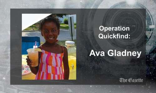 Operation Quickfind issued for Cedar Rapids girl, 9
