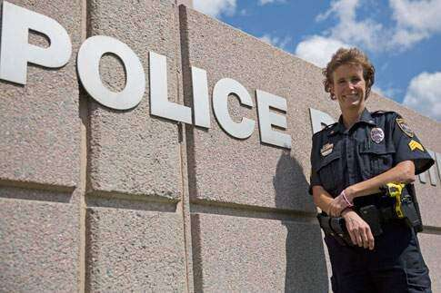 My Biz: For the face of the Cedar Rapids Police, some tasks emotionally challenging
