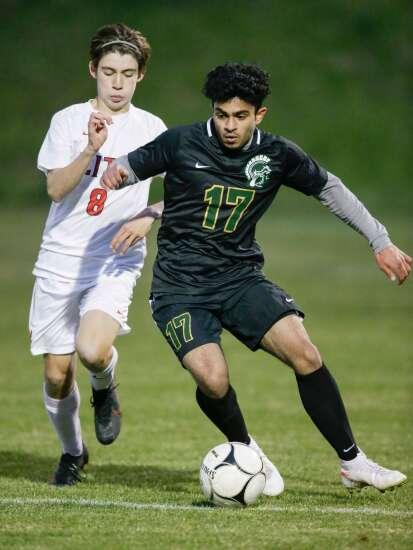 Photos: Iowa City High vs. Iowa City West, Iowa high school boys' soccer