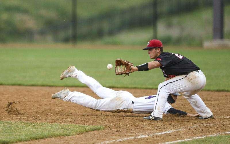 Western Dubuque's Sawyer Nauman helps lead Dubuque County back to Legion baseball World Series