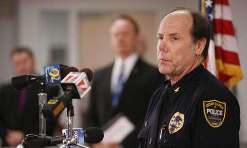 Cedar Rapids police make murder arrest in Michelle Martinko cold…