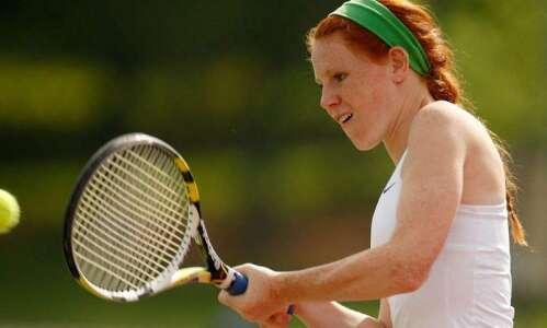 Sherman comes through for Washington tennis