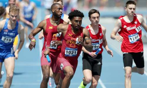 Iowa State makes more Drake Relays history Saturday