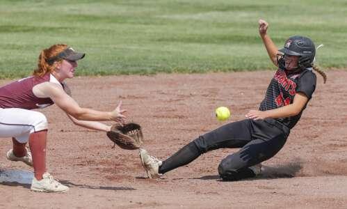 Photos: Mount Vernon vs. Assumption Class 3A state softball championship