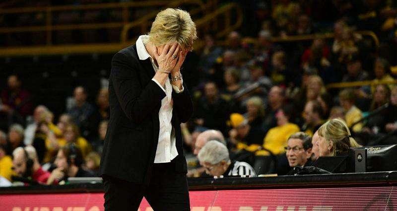 NCAA decision ends Iowa women's basketball season at 23-7