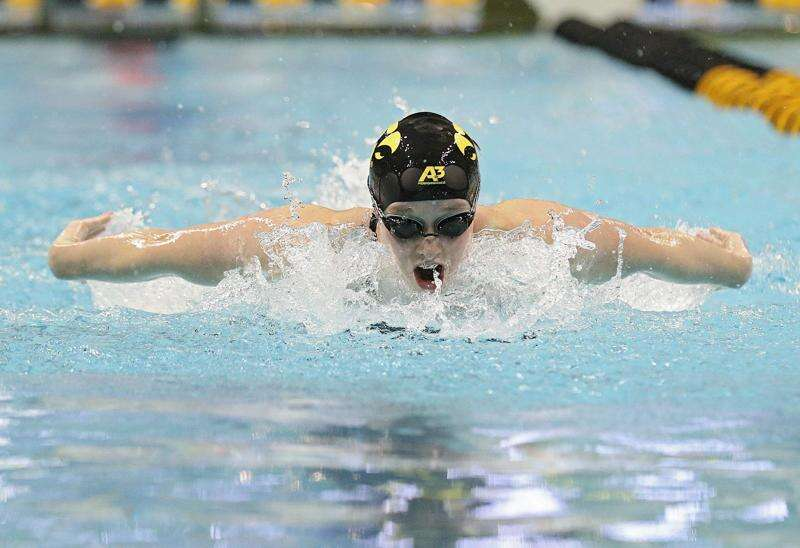 University of Iowa to reinstate women's swimming and diving, but not men's sports that were also cut