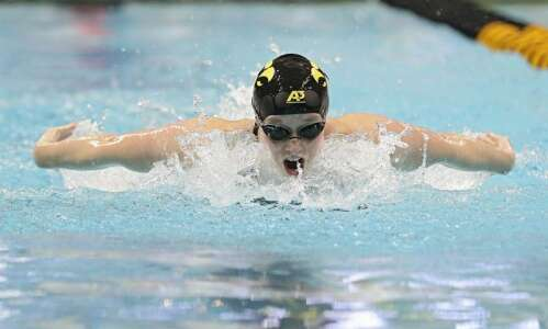 University of Iowa to reinstate women's swimming and diving, but…