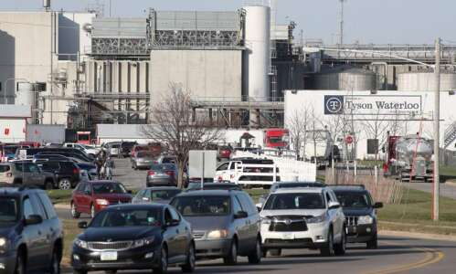 Report: Waterloo Tyson execs bet on workers getting COVID-19