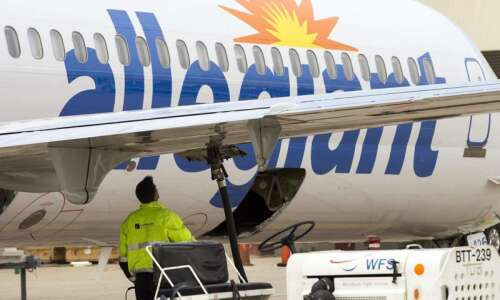 Eastern Iowa Airport enjoys busy summer, but traffic lull looms