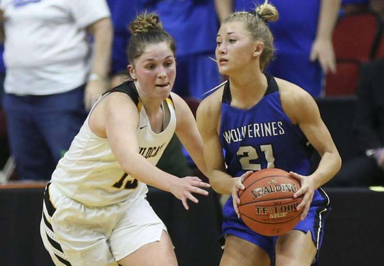 Iowa girls' state basketball 2021: Saturday's championship scores, stats, game replays and more