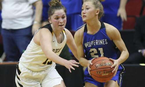 Iowa girls' state basketball 2021: Saturday's championship scores, stats, game…