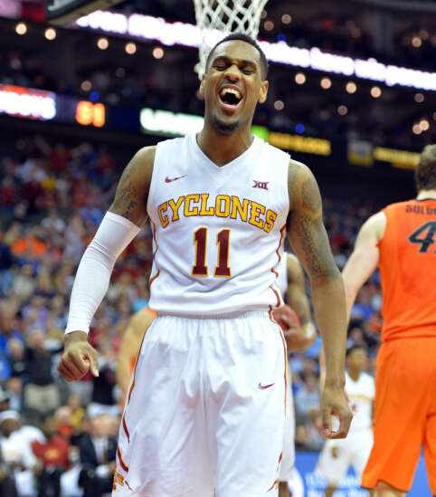 Technicals help spark Monte Morris, Iowa State past Oklahoma State