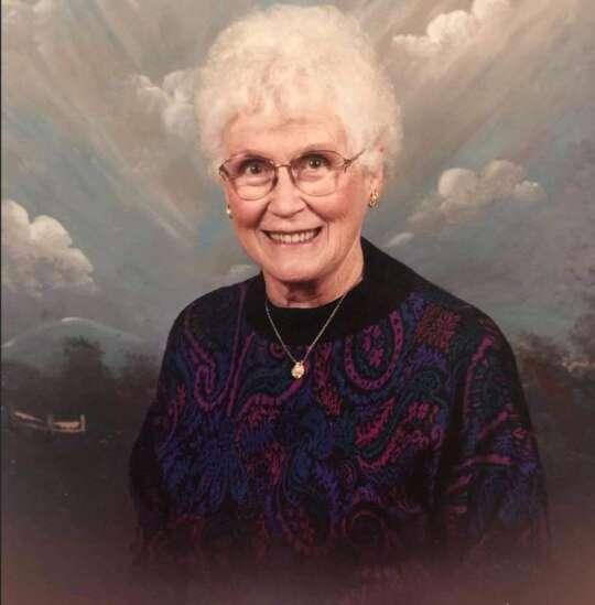 Nellie Oosthoek to turn 90