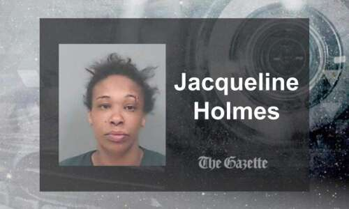 Cedar Rapids murder suspect back in jail after repeatedly violating…