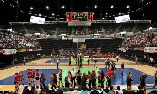 Video: Wrapping up state volleyball quarterfinals, previewing semifinals