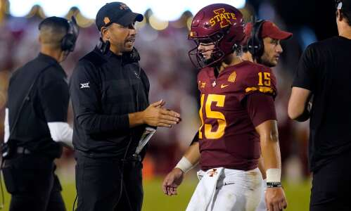 Iowa State football looks to sustain success after bye week