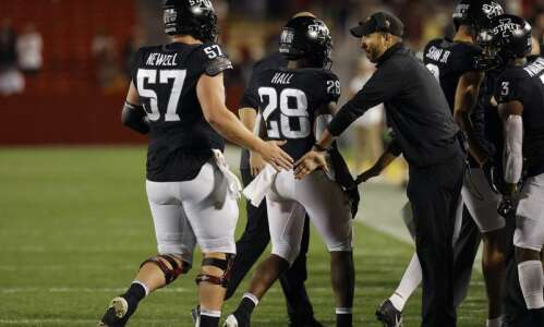 Iowa State loaded on offensive line