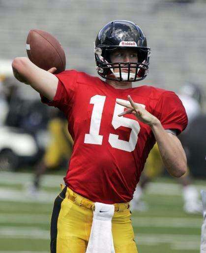 Video Sessions - Jake Rudock wants to be your QB