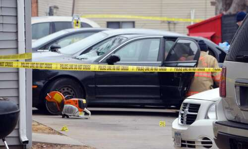 Deadly Christmas shooting in Coralville slow to be solved because…