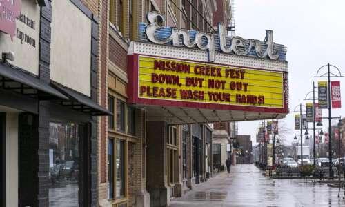 Amana Society, Englert Theatre receive $4.5 million in historic preservation…