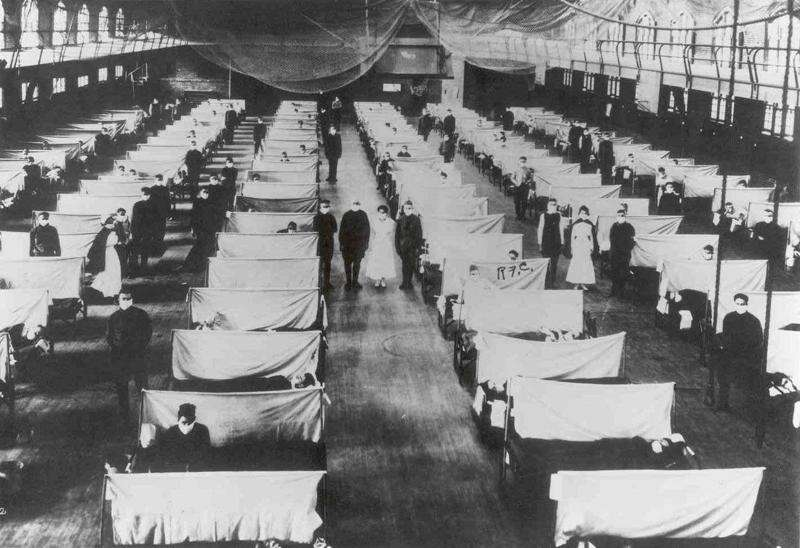 Lessons for Iowa from the Spanish Flu pandemic of 1918
