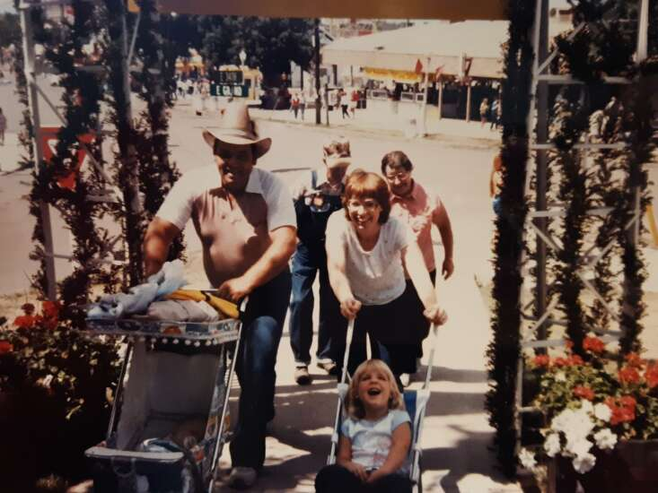 Fairfield family celebrates 70 years of state fair tradition