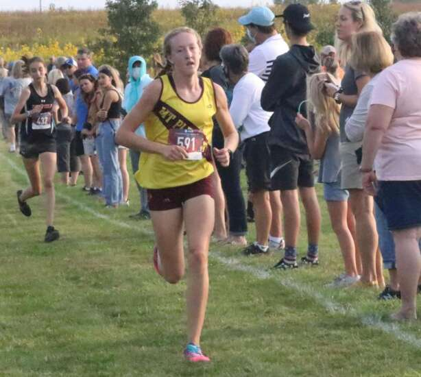 Panthers sweep home meet