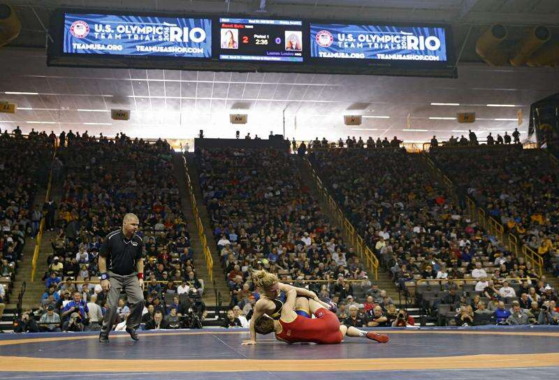 Gary Barta cites lack of funds as barrier to adding women's wrestling at Iowa