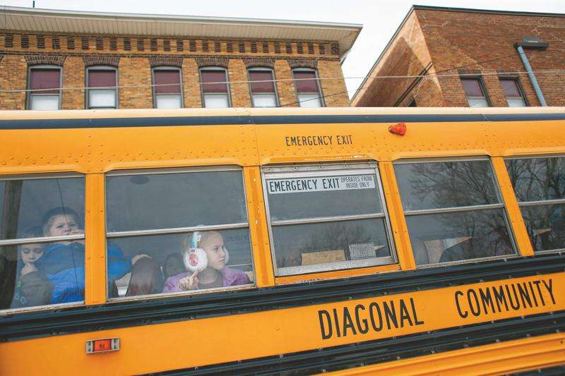Iowa school districts cope with when to consolidate — and when to stand alone
