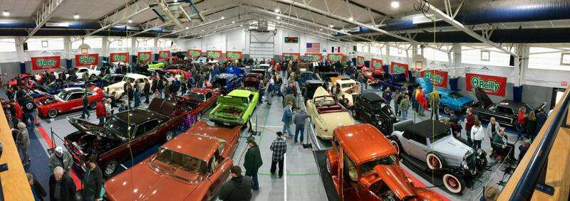 Monticello car show revved up and ready to go despite pandemic