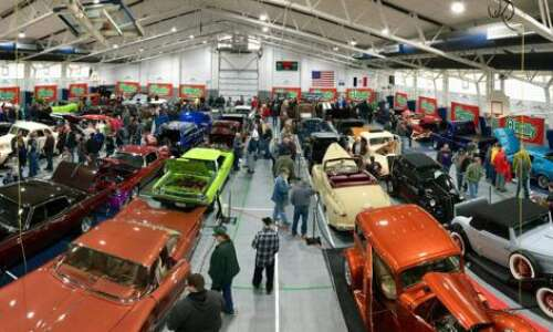 Monticello car show revved up and ready to go despite…